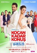 Kocan Kadar Konuş: Diriliş (2015) afişi