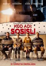 Kod Adı: Sosisli (2018) afişi
