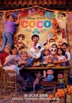 Coco (2017) afişi