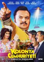 Kolonya Cumhuriyeti (2017) afişi
