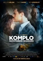 Komplo (2018) afişi