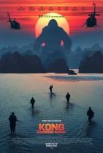Kong: Kafatası Adası (2017) afişi