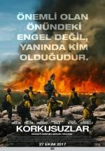 Korkusuzlar (2017) afişi