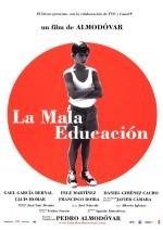 Kötü Eğitim (2004) afişi