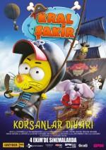 Kral Şakir Korsanlar Diyarı (2019) afişi
