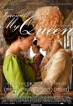 Kraliçenin Vedası (2012) afişi