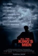 Kralın Tüm Adamları (2006) afişi