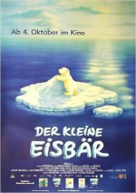 Küçük Beyaz Ayı (2001) afişi
