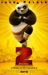 Kung Fu Panda 2 (2011) afişi