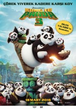 Kung Fu Panda 3 (2016) afişi