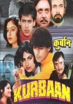Kurbaan (1991) afişi