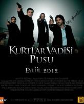 Kurtlar Vadisi Pusu Sezon 7 (2012) afişi