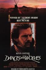 Kurtlarla Dans (1990) afişi