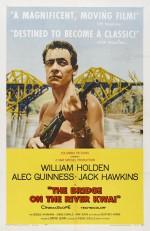 Kwai Köprüsü (1957) afişi