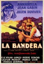 La Bandera (1935) afişi