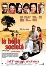 La Bella Società (2010) afişi