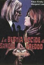 La Bestia Uccide A Sangre Freddo (1971) afişi