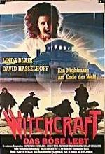 La Casa 4 (witchcraft) (1988) afişi