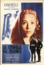 La Citadelle Du Silence (1937) afişi