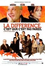 La Différence, C'est Que C'est Pas Pareil (2009) afişi