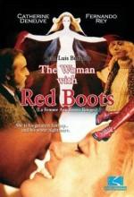 La Femme Aux Bottes Rouges (1974) afişi