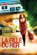 La Fille du RER (2009) afişi