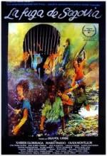 La Fuga De Segovia (1981) afişi