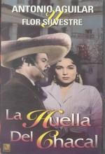 La Huella Del Chacal (1956) afişi