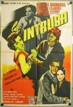 La Intrusa (1954) afişi