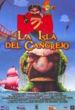 La Isla Del Cangrejo Afişi