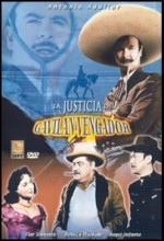 La Justicia Del Gavilán Vengador (1957) afişi