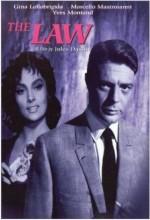 La legge (1959) afişi