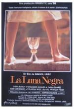 La Luna Negra (1990) afişi