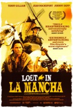 La Mancha'da Kaybolanlar (2002) afişi