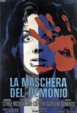 La Maschera Del Demonio (1960) afişi
