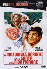 La Mazurka Del Barone, Della Santa E Del Fico Fiorone (1975) afişi