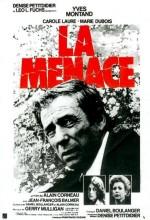 La Menace (1977) afişi