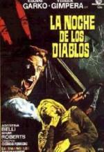 La Notte Dei Diavoli (1972) afişi