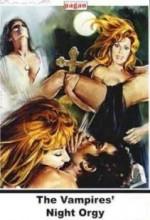 La Orgía Nocturna De Los Vampiros (1973) afişi