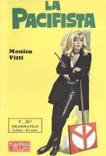La Pacifista (1970) afişi
