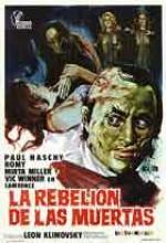 La Rebelión De Las Muertas (1972) afişi