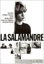 The Salamander (1971) afişi