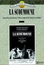 La Scoumoune (1972) afişi