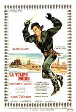Siyah Lâle (1964) afişi
