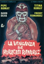 La Venganza De Huracán Ramirez (1967) afişi
