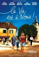 La Vie Est à Nous! (2005) afişi