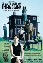 De laatste dagen van Emma Blank (2009) afişi