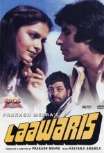 Laawaris (1981) afişi