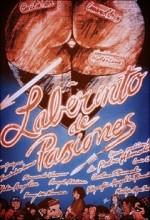 Laberinto De Pasiones (1975) afişi