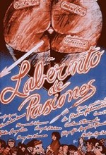 Labyrinth Of Passions (1982) afişi